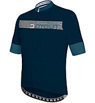 Dotout Horizon - maglia bici - uomo, Blue/Light Blue