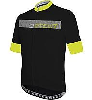 Dotout Horizon - maglia bici - uomo, Black/Green