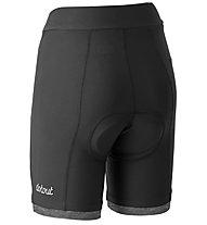 Dotout Instinct - pantaloni bici - donna, Black/Grey