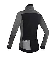Dotout Race Wool W Jacket, Melange Dark Grey/Black