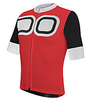 Dotout Signal Jersey FZ - Maglia Ciclismo, Red