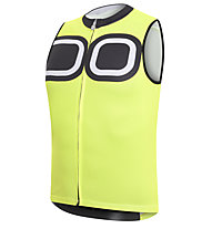 Dotout Signal Sleeveless Jersey FZ, Yellow