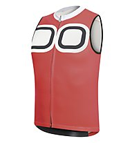 Dotout Signal Sleeveless Jersey FZ, Red
