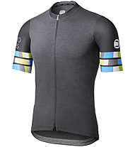Dotout Square - maglia bici - uomo, Dark Grey