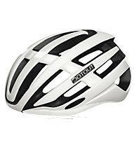 Dotout Targa - casco bici da corsa, White