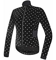 Dotout Tempo - giacca hardshell - donna, Black/Grey