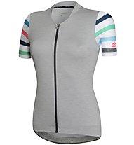 Dotout Touch - Fahrradtrikot - Damen, Grey/White