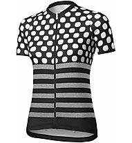 Dotout Up - maglia bici - uomo, Black/White/Grey