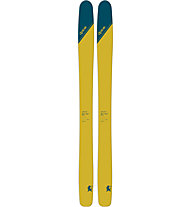 DPS Wailer 112RP2 - sci da freeride, Yellow