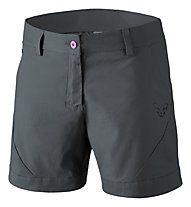 Dynafit 24/7 2 - pantaloni trekking corti - donna, Dark Grey/Pink
