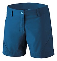 Dynafit 24/7 2 - pantaloni trekking corti - donna, Dark Blue