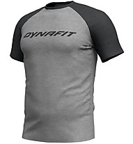 Dynafit 24/7 Drirelease Tee - T-Shirt - Herren, Grey/Black