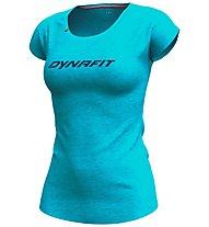 Dynafit 24/7 Drirelease Tee - T-Shirt - Damen, Light Blue/Blue