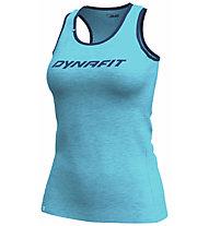 Dynafit 24/7 Drirelease W - Top - Damen , Blue