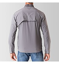 Dynafit 24/7 Stretch -giacca sport di montagna - uomo, Light Grey