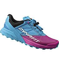 Dynafit Alpine - Trailrunningschuhe - Damen, Light Blue/Pink/Black