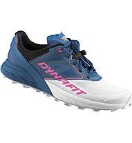 Dynafit Alpine - Trailrunningschuhe - Damen, Blue/White/Pink