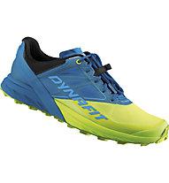 Dynafit Alpine - scarpe trail running - uomo, Light Blue/Green