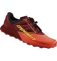 Dynafit Alpine - scarpe trail running - uomo, Dark Red/Orange/Yellow