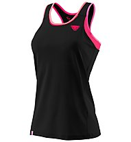 Dynafit Alpine 2/1 W TNK - canotta sportiva - donna, Black/Pink