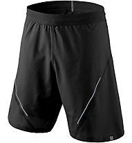 Dynafit Alpine 2 - pantaloni corti trail running - uomo, Black/Dark Grey