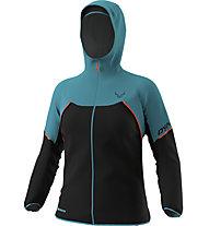 Dynafit Alpine GTX W Jkt - giacca trailrunning - donna , Black/Blue