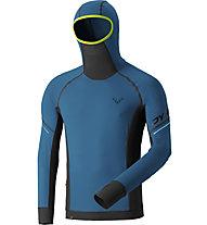 Dynafit Alpine L/S M - Trailrunningshirt - Herren , Blue