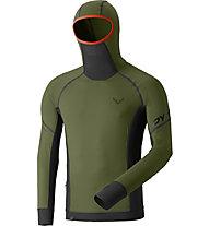 Dynafit Alpine L/S M - maglia trailrunning - uomo , Green