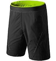Dynafit Alpine - pantaloni corti trail running - uomo, Black