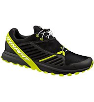 Dynafit Alpine Pro - scarpe trail running - uomo, Black/Green