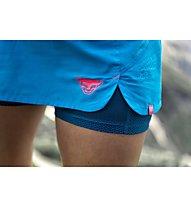 Dynafit Alpine Pro - Trailrunningrock mit Hose - Damen, Blue