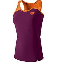 Dynafit Alpine Pro - top trail running - donna, Violet/Orange