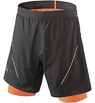 Dynafit Alpine Pro 2/1 - pantalone trailrunning - uomo, Black