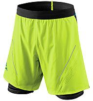 Dynafit Alpine Pro 2/1 - pantaloni trail running - uomo, Yellow