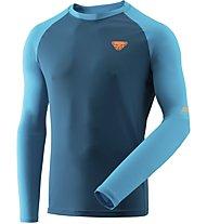 Dynafit Alpine Pro - maglia a manica lunga da trailrunning - uomo, Blue