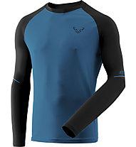 Dynafit Alpine Pro - maglia a manica lunga - uomo, Blue/Black