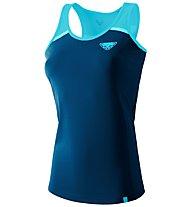 Dynafit Alpine Pro - top trail running - donna, Blue/Light Blue