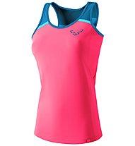 Dynafit Alpine Pro - top trail running - donna, Pink/Blue
