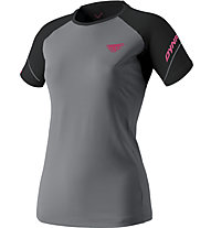 Dynafit Alpine Pro - T-shirt trail running - donna, Grey/Black