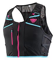 Dynafit Alpine Running U Vst - Laufweste - Herren, Black/Pink
