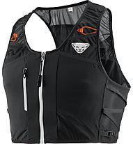 Dynafit Alpine Running U Vst - Laufweste - Herren, Black/Orange
