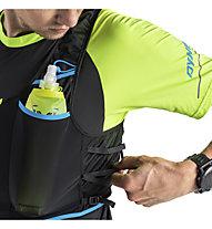 Dynafit Alpine Running U Vst - Laufweste - Herren, Black/Yellow