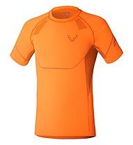 Dynafit Alpine Seamless - T-shirt trekking - uomo, Orange