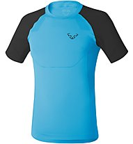 Dynafit Alpine Seamless - Kurzarm-Shirt Bergsport - Herren, Light Blue