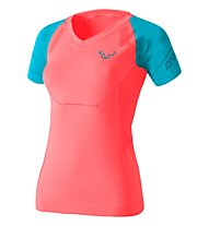 Dynafit Alpine Seamless - Kurzarm-Shirt Bergsport - Damen, Light Red