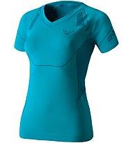 Dynafit Alpine Seamless - T-shirt trekking - donna, Blue