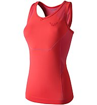 Dynafit Alpine Seamless - Top Trailrunning - Damen, Red