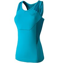Dynafit Alpine Seamless - Top Trailrunning - Damen, Blue