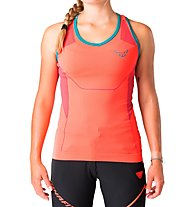 Dynafit Alpine Seamless - Top Trailrunning - Damen, Light Red