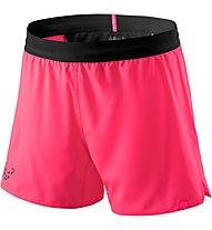 Dynafit Alpine - pantaloni corti trail running - donna, Pink/Black